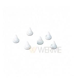 Пластиковые заклепки (1000 шт.) K-FLEX Белые