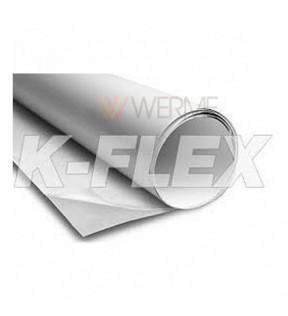 Покрытие AD K-FLEX 600-50 FUTUREFLEX Silver 180 mic