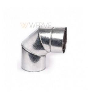 Колено 90° н/н сталь AISI 304